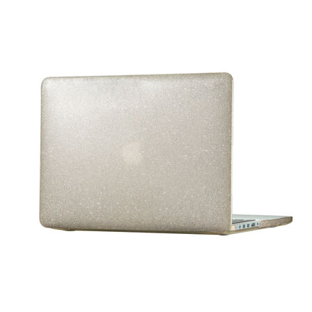 Speck - Speck Smartshell Clear With Gold Glitter Macbook Pro 13