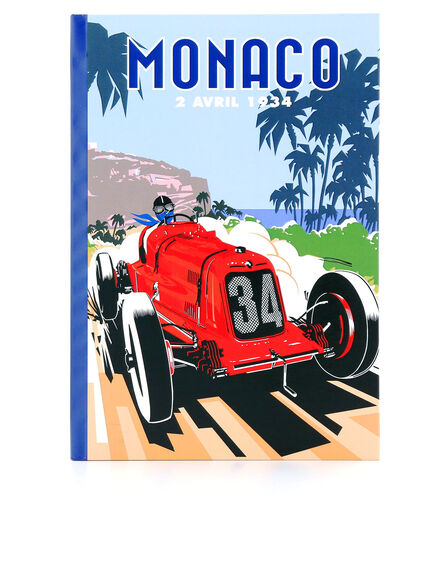 SPEEDKING - Speedking Monaco 34 A5 Notebook