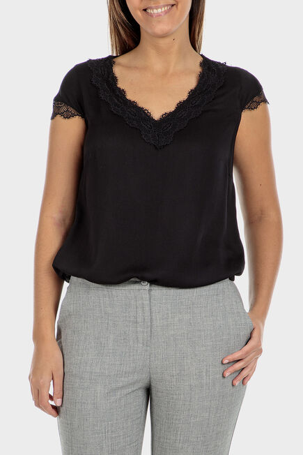 Punt Roma - Lace top