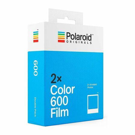 POLAROID - Polaroid Color Film for 600 Double Pack