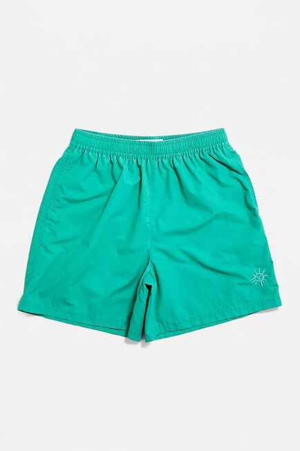 Urban Outfitters - GRN UO Nomad Mint Swim Shorts