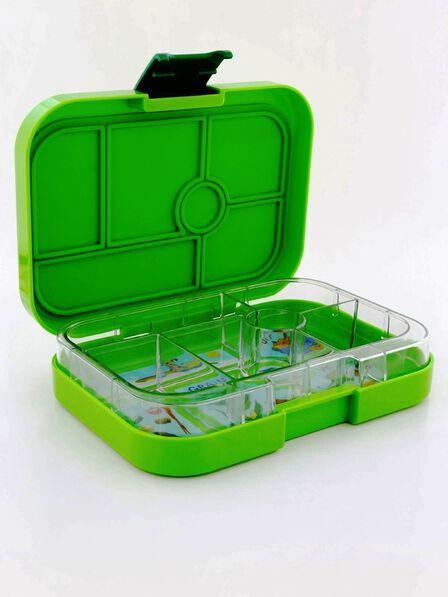 YUMBOX - Yumbox Original Lunchbox Avocado Green [6 Compartments]