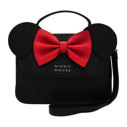 LOUNGEFLY - Loungefly Disney Minnie Mouse Crossbody with Ears Purse