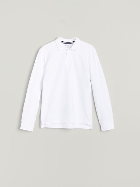 Reserved - White Polo Shirt, Kids Boy