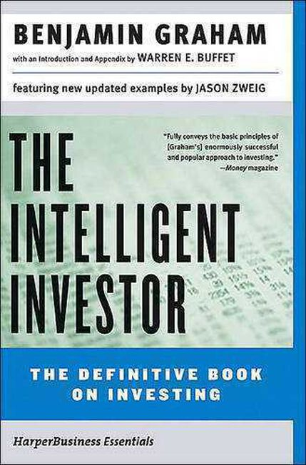 HARPER COLLINS USA - The Intelligent Investor