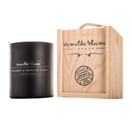 VANILLA BLANC - Vanilla Blmatt Edition Candle Bergamot & Huile De Ylang