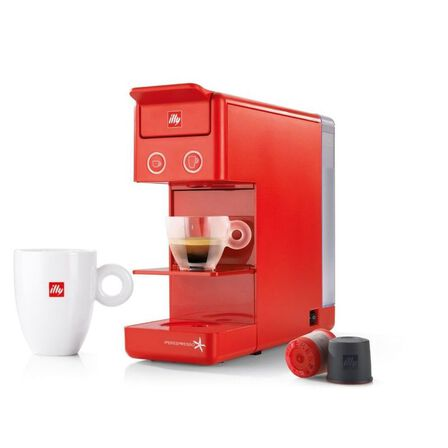 ILLY - Illy Y3.2 Iperespresso Coffee Machine Red