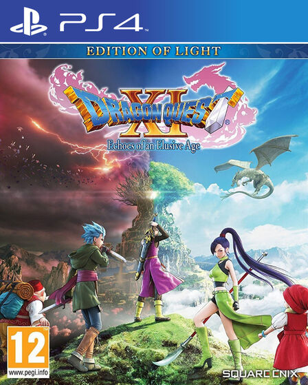 SQUARE ENIX - Dragon Quest XI Echoes of an Elusive Age [Pre-owned]