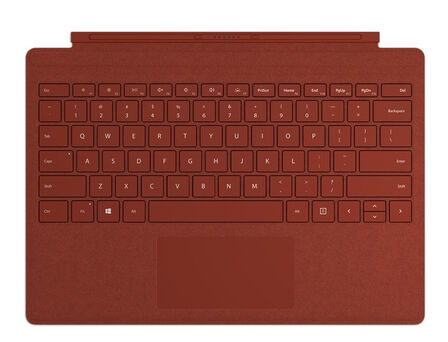MICROSOFT - Microsoft Cover Poppy Red for Surface Pro