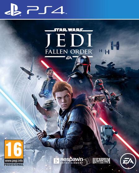 ELECTRONIC ARTS - Star Wars Jedi Fallen Order [Pre-owned]