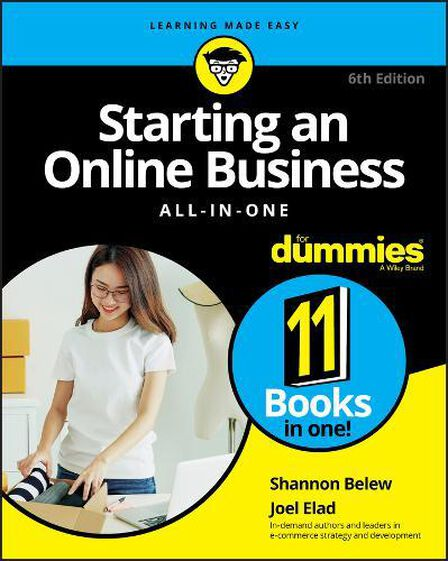 WILEY & SONS - Starting An Online Business All-In-One For Dummies