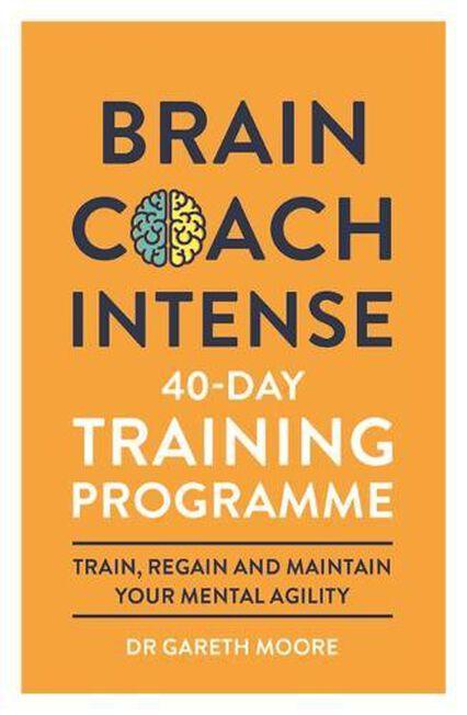 MICHAEL OMARA UK - Brain Coach Intense- 40-Day Training Programme