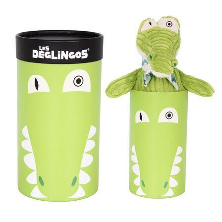 LES DEGLINGOS - Simply Aligatos the Alligator Plush in Box [Big]