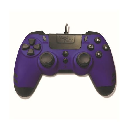 STEELPLAY - Steelplay Metaltech Wired Controller Blue for PS4