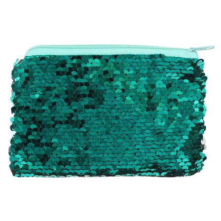 SOMETHING DIFFERENT - Something Different Mermaid Reversible Sequin Purse