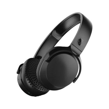SKULLCANDY - Skullcandy Riff Black/Black/Black Wireless Bluetooth On-Ear Headphones