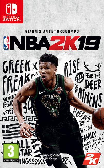 TAKE 2 INTERACTIVE - NBA 2K19 [Pre-owned]
