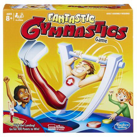 HASBRO - Fantastic Gymnastics Vault Challenge Game