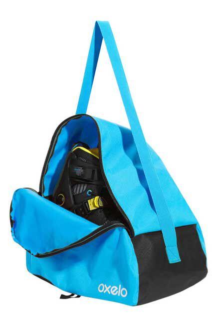 OXELO - Play Kids' 20-Litre Inline Skate Bag - Blue, Unique Size