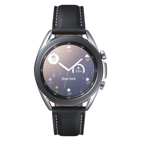 SAMSUNG - Samsung Galaxy Watch 3 SS 41mm Silver
