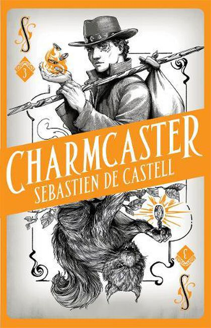 BONNIER - Spellslinger 3 Charmcaster Book Three in the page-turning new fantasy series