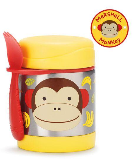 SKIP HOP - Skip Hop Zoo Food Jar Monkey Kids