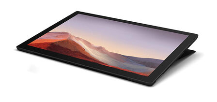 MICROSOFT - Microsoft Surface Pro 7 i5-1035G4/8GB/256GB SSD/Black + Black Cover