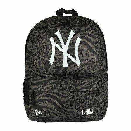 NEW ERA - New Era mlB Print Stadium Pack NY Yankees Backpack Black/Black