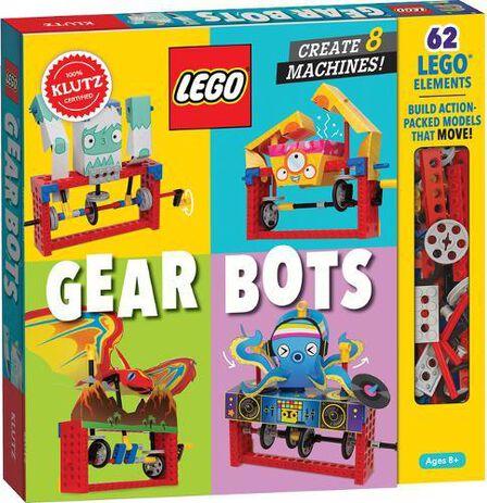SCHOLASTIC USA - LEGO Gear Bots