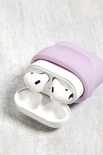 Urban Outfitters - Lilac Elago Airpods Waterproof Silicone Case