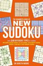 ROBIN COREY BOOKS USA - The Mammoth Book of New Sudoku Over 25 different types of Sudoku including Jigsaw Sudoku Killer Sudoku Skyscraper Sudoku Sudoku-X and mult