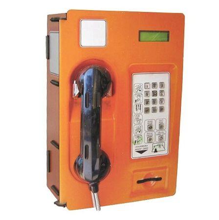 WERKHAUS - Werkhaus Telephone Station Orange
