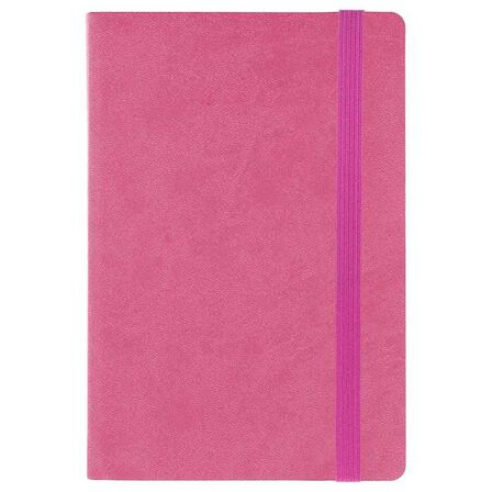LEGAMI - Legami Medium Weekly Diary With Notebook 18 Month 2018/2019 Magenta