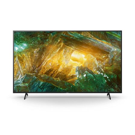 SONY - Sony KD65X8000H 65 Inch 4K HDR Android TV