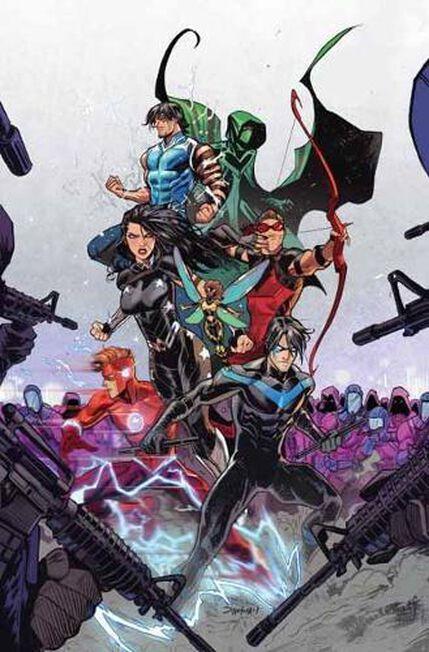 DC COMICS USA - Titans Volume 3 Rebirth