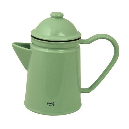 CAPVENTURE - Capventure Tea/Coffee Pot Vintage Green