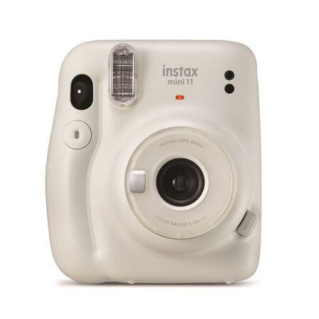 FUJIFILM - Fujifilm Instax Mini 11 Ice White Instant Camera
