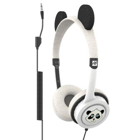 ifrogz - Ifrogz Little Rockers Panda Costume Headphones