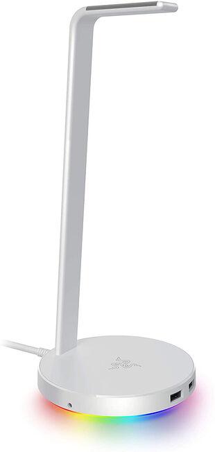 RAZER - Razer Headphones Base Station V2 Chroma Mercury