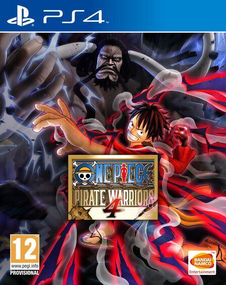 NAMCO BANDAI - One Piece Pirate Warriors 4 - PS4