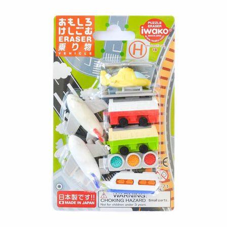 IWAKO - Iwako Vehicles Eraser