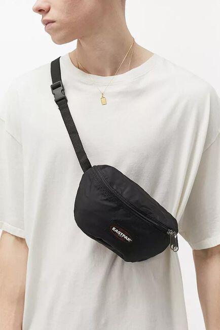 Urban Outfitters - Black Eastpak springer Instant Black Bum Bag