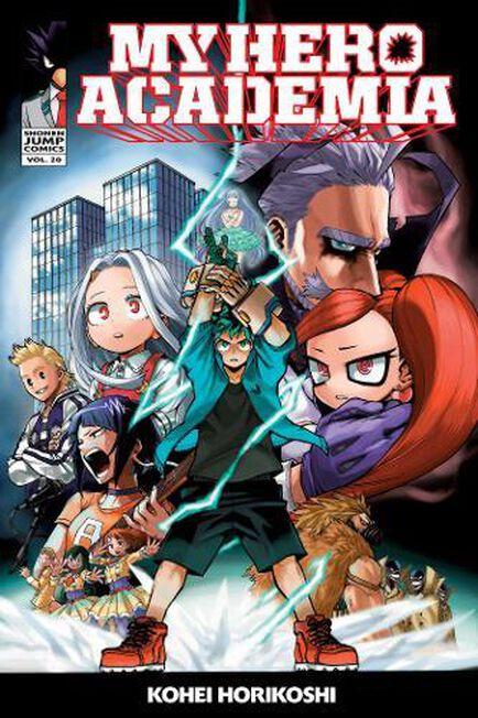 VIZ MEDIA - My Hero Academia, Vol. 20