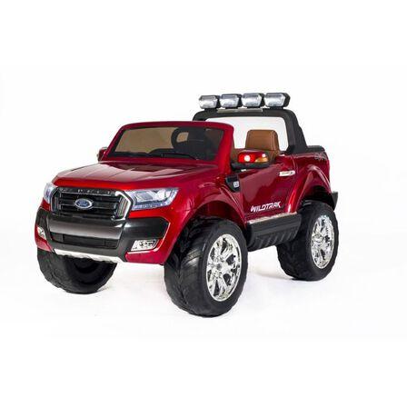 XIAMEN - Xiamen 2015 Ford Ranger Dark Red