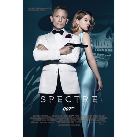 PYRAMID POSTERS - James Bond Spectre One Sheet Poster [61 x 91.5 cm]