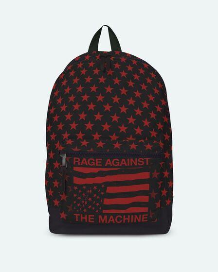 ROCKSAX - Rage Against the Machine USA Stars Classic Backpack