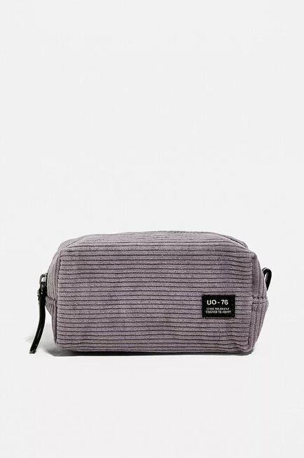 Urban Outfitters - Violet UO Core Corduroy Pencil Case, Women