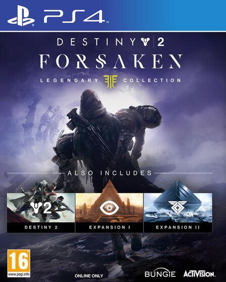 ACTIVISION - Destiny 2 Forsaken - Legendary Collection [Pre-owned]