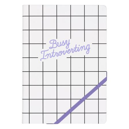 YES STUDIO - Yes Studio Busy Introverting A5 Notebook