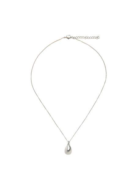Mango - Silver Pendant Chain Necklace